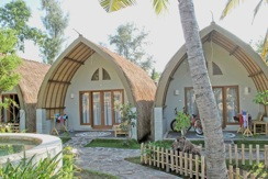 Bungalows im Puri Air Beach Resort