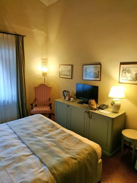 Hotelzimmer Artimino Paggeria Medicea