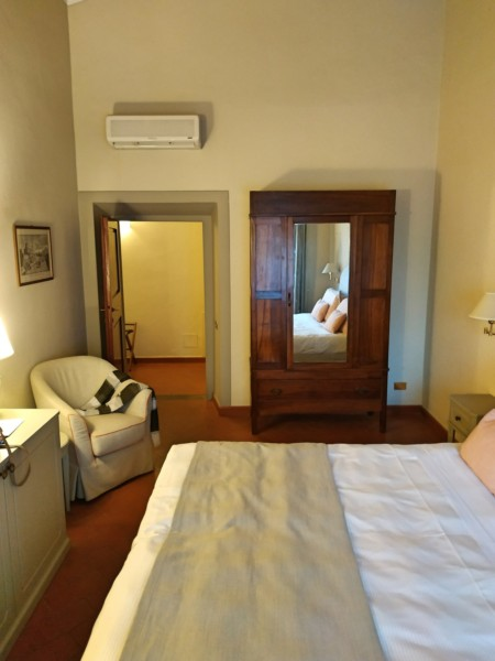 Hotelzimmer im Paggeria Medicea