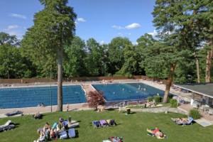 Nichtschwimmerbecken im Schoenbrunnerbad