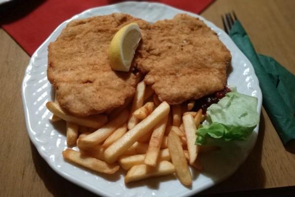 Wiener Schnitzel Gleinserhof